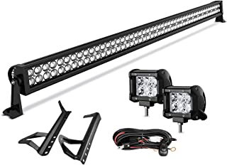 jeep grand cherokee light bar mount