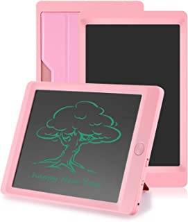 LCD Writing Tablet 8.5 inch, Electronic Writing & Drawing Doodle Board, Handwriting Paper Drawing Tablet Premium Gifts for Kids Office Memo Family Home, Writing Board with 1 Key Erase