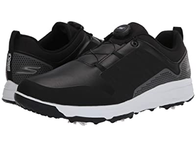 Skechers GO GOLF Torque Twist (Black/White) Men
