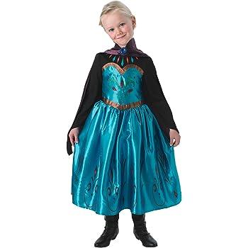 Rubies - Disfraz Oficial de Elsa de Frozen de Disney, Talla Grande ...
