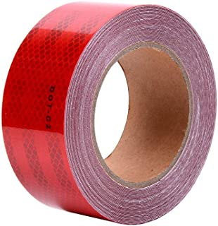 Red DOT-C2 Conspicuity Reflective Tape - 2