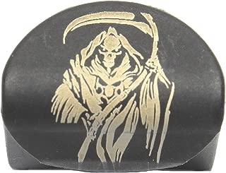 Sure Plug 1 Laser Engraved Grim Reaper v2 - Designed for Gen 1-3 Glock 17, 19, 22, 23, 31, 32, 34, and 35.