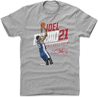 Joel Embiid Shirt - Philadelphia Basketball Men's Apparel - Joel Embiid Slant