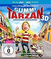 Gummi-Tarzan: Ivan kommt gross raus: Blu-ray 3D + 2D