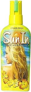 Sun-in Hair Lightener Spray Lemon 4.7 Fl Oz (Pack of 2)