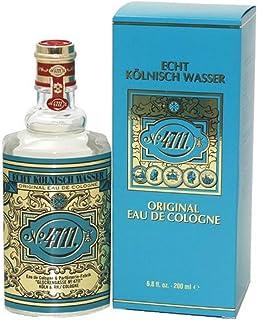 Muelhens 4711 Eau De Cologne 6.8 Oz/ 200 Ml for Men By 6.8 Fl Oz