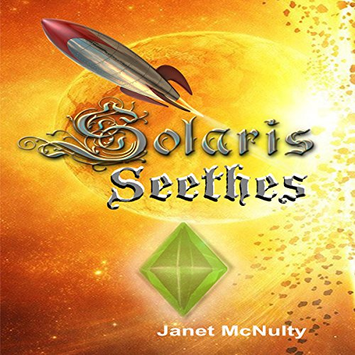 Solaris Seethes audiobook cover art