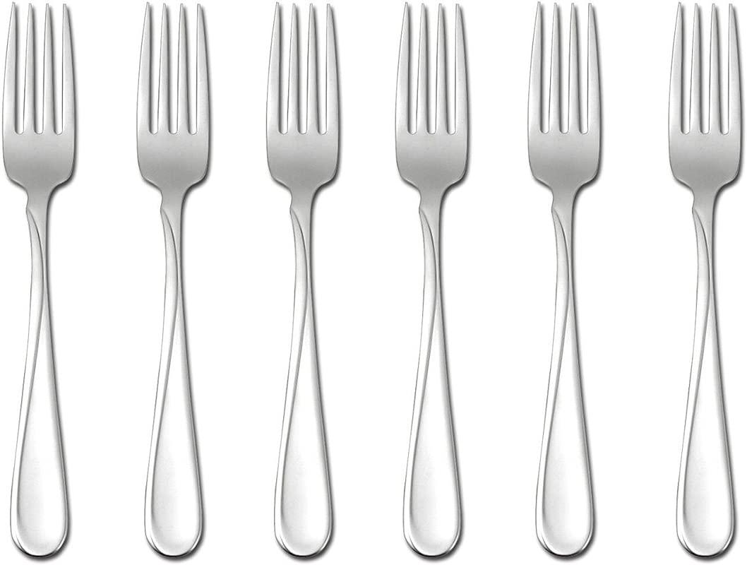 Oneida Flight Dinner Forks Set Of 6