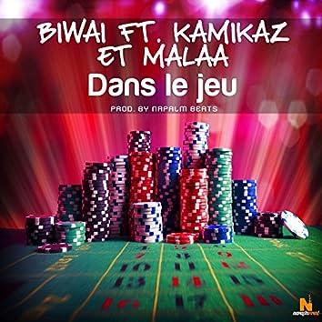 Dans le jeu (feat. Kamikaz, Malaa)