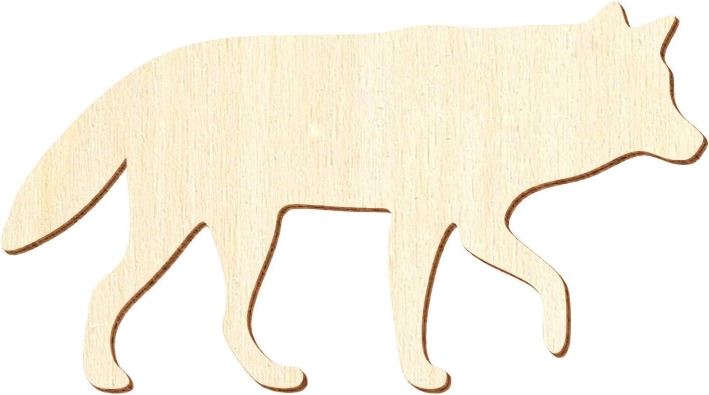 Gr/ö/ße:3cm Deko Basteln 3-50cm Pack mit:1 St/ück Holz Grizzlyb/är