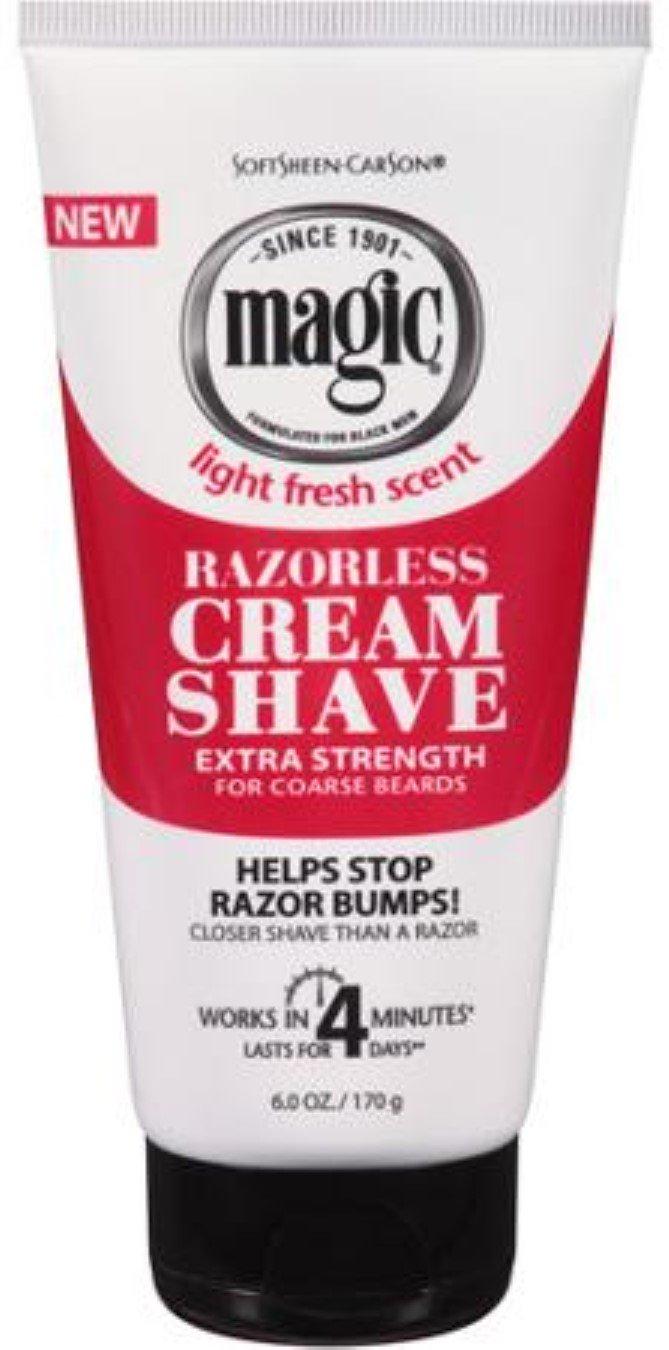Magic Shave Cream Extra Strength Pack