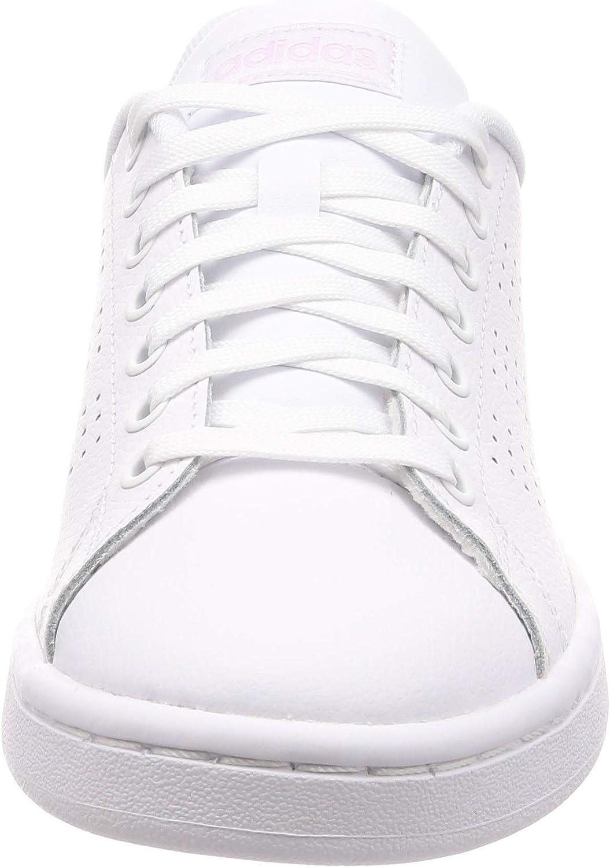 adidas Damen Advantage Fitnessschuhe, weiß Footwear White Footwear White Light Granite MH8hH