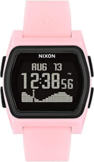 Nixon Rival Tide Women's Surf Watch with Silicone Band (38mm. Silicone Band)