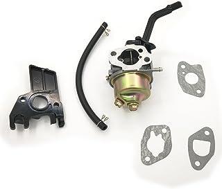 Cancanle Vergaser mit Dichtung Choke Stange Isolator Distanzstück Ölschlauch für Honda GX160 GX200 168F 5,5 6,5HP 2KW 196cc 163cc Motorgenerator