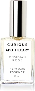 Curious Apothecary Obsidian Rose Cardamom Perfume for Women. 15 ml