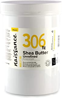 comprar comparacion Naissance Manteca de Karité BIO n. º 306 – 500g – Pura, natural, certificada ecológicamente, sin refinar, elaborada de for...