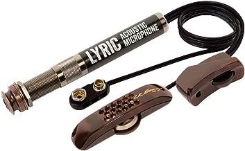 Best lr baggs lyric acoustic guitar microphone Reviews