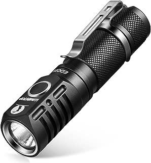 LUMINTOP EDC05 LED懐中電灯 フラッシュライト 800LM 超高輝度 7モード小型 軽量 IPX8防水 耐衝撃1.5M 単三/14500電池対応【五年保証】 (色温度6500K(CW))