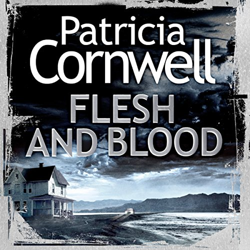 Flesh and Blood audiobook cover art