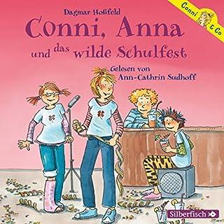 Conni, Anna und das wilde Schulfest     Conni & Co 4              Autor:                                                                                                                                 Dagmar Hoßfeld                               Sprecher:                                                                                                                                 Ann-Cathrin Sudhoff                      Spieldauer: 2 Std. und 33 Min.     44 Bewertungen     Gesamt 4,5