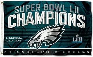 RN4Life Philadelphia Eagles Super Bowl LII 52 Champs Flag 3ft x 5ft Flag/Banner Philly World Champs