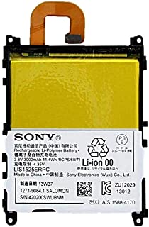 Batería Original para Sony LIS1525ERPC 3000 mAh Xperia Z1 C6903 C6902 L39H C6906