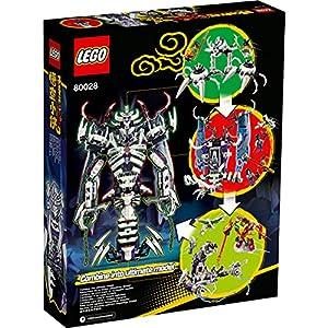 Amazon.co.jp - レゴ モンキーキッド ボーンデーモンとの決戦! 80028