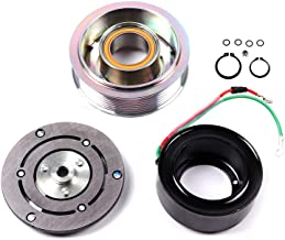 OCPTY CO 101610C A/C Compressor Clutch Assembly Compatible for HONDA CR-V