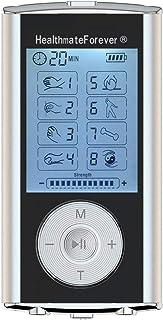 HealthmateForever FDA despejó decenas unidad Hm8G (plata) 8 modos sin receta decenas máquina