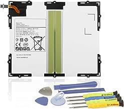 K KYUER 27.74Wh 7300mAh EB-BT585ABE EB-BT585ABA Tablet Batería para Samsung Galaxy Tab A 10.1 2016 SM-T580 T580N SM-T585 T585N T585C SM-T587 T587P S-Pen SM-P580 P580N SM-P585 P585M P585Y with Tools