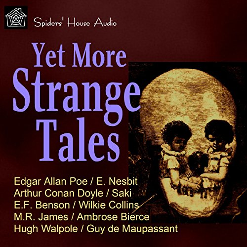 Yet More Strange Tales audiobook cover art