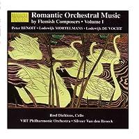 Romantic Orch. Music By Flemish Composers (Van Den Broeck) by Benoit/Mortelmans/Vocht (1999-07-26)
