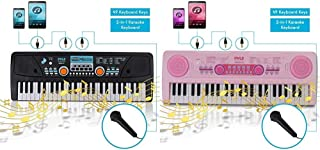 Digital Electronic Musical Keyboard - Kids Learning Keyboard