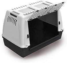 MPBergamo - Portador de perros Bracco 100, gris