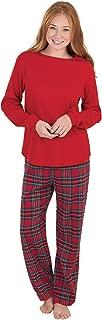 PajamaGram Women Pajamas Set Plaid - Classic Womens Pajamas Sets