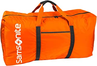 Samsonite Tote-A-Ton 32.5-Inch Duffel Bag, Orange, Single
