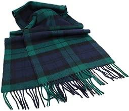 mens irish scarf