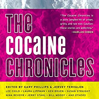 The Cocaine Chronicles cover art