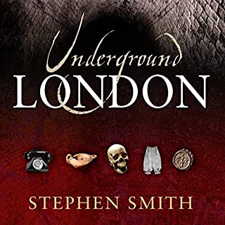 Underground London cover art