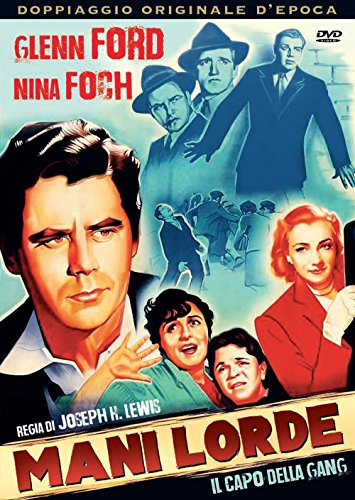 The Undercover Man (1949) ( The Under cover Man ) [ NON-USA FORMAT, PAL, Reg.0 Import - Italy ]