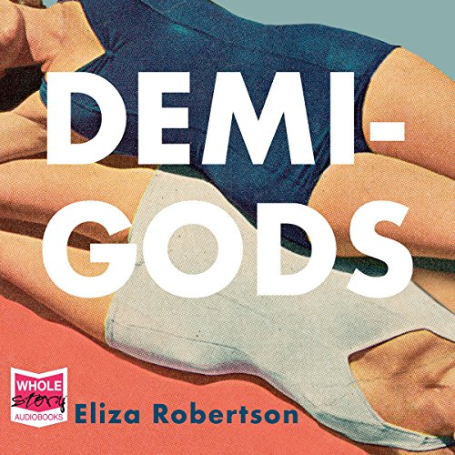 Demi-Gods audiobook cover art