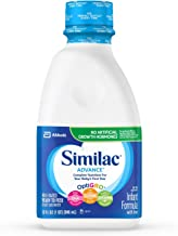 Similac Advance Infant Formula with Iron, Baby Formula, Ready to Feed, 32 oz
