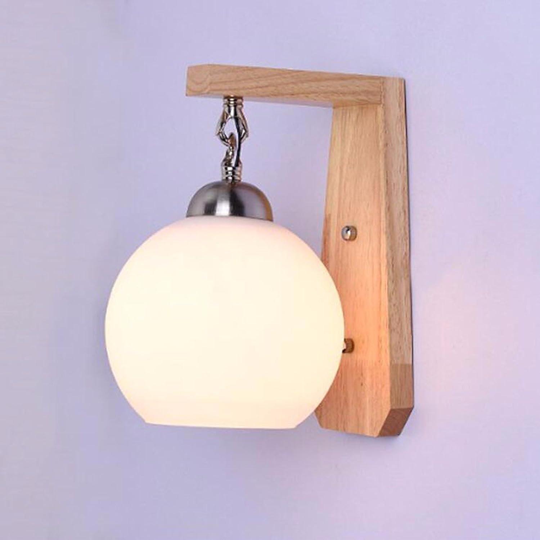 ZPSPZ Wand Lampe Europische Massivholz Mediterranen Charakter - Lampe