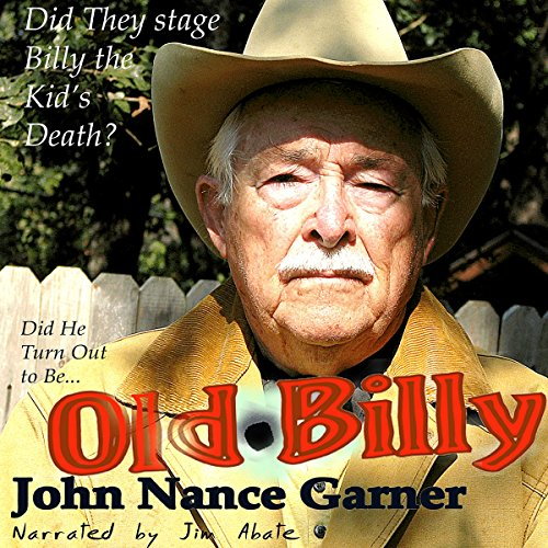 Old Billy audiobook cover art