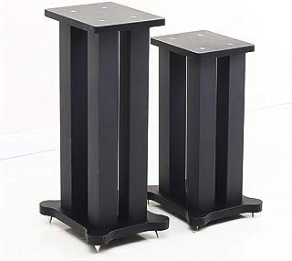 Supporti per diffusori da Pavimento 2 Pezzi Size : 30cm Altezza mensola Audio 11,8-31,4 Pollici BXYXJ Supporti Casse Acustiche Scelta Ideale per sistemi audiovisivi Domestici.