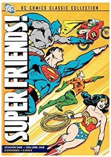 Super Friends, The:S1V1 (DVD)