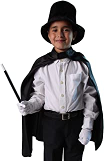 Kids Unisex Magician Set (Black 24