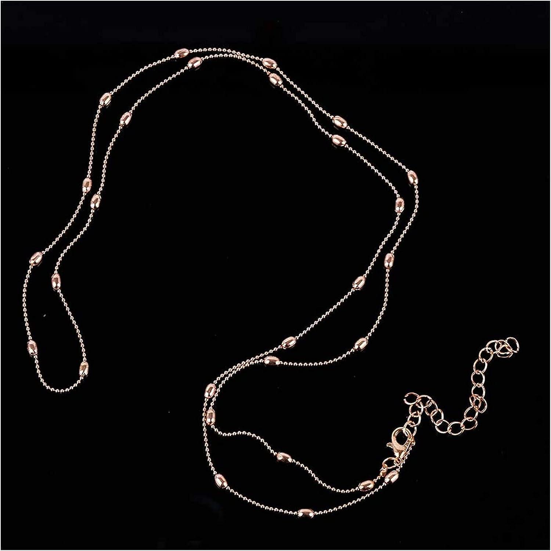 ZHU-CL Bikini Body Chain Bohemia Summer Beach Complete Free Shipping Jewelry Max 67% OFF for W