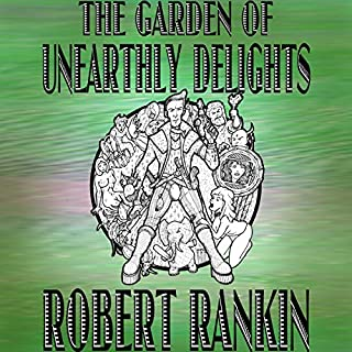 The Garden of Unearthly Delights cover art