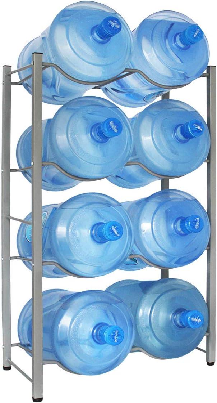 Ationgle Water Bottle Some reservation Holder for 8 Deluxe 4-Tier Bottles Cooler